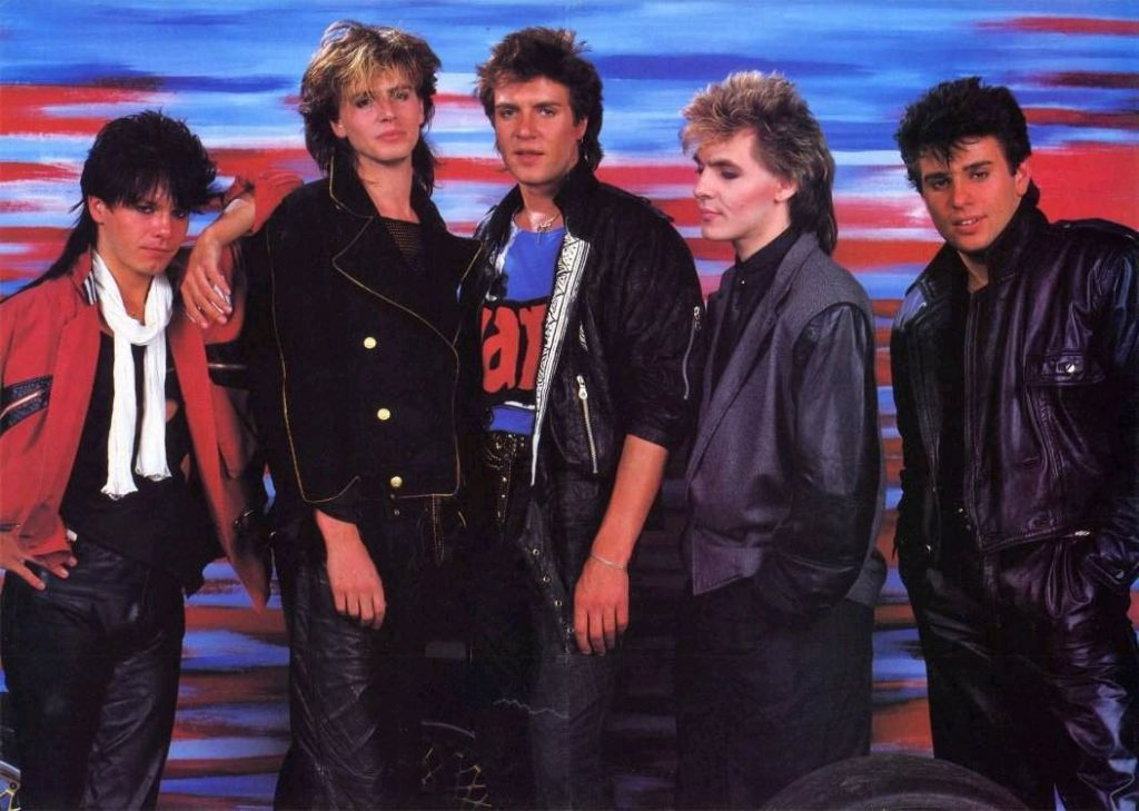 why andy taylor left duran duran
