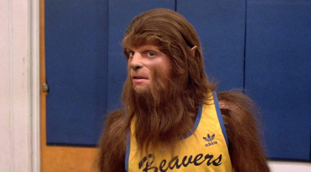 Teen Wolf (1985) is one of the great High School movies of the 1980s.