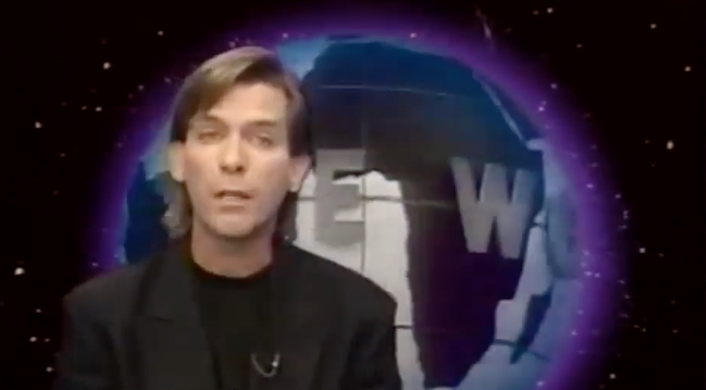 Although not an original MTV VJ, Kurt Loder is a fixture of 80s MTV.