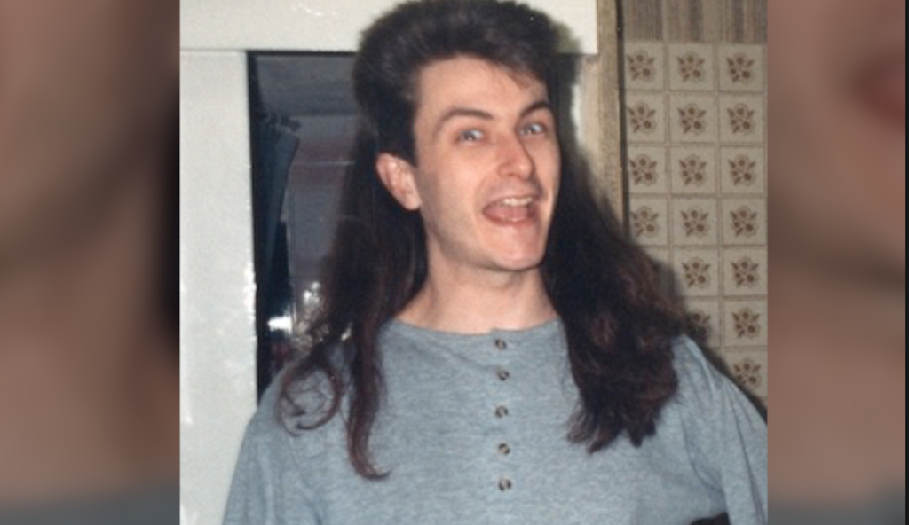 The Mullet was one of the more popular 1980s hairstyles.