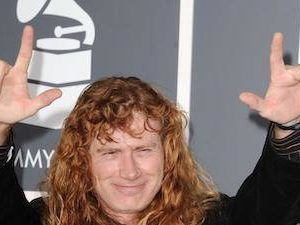 Dave Mustaine Horns