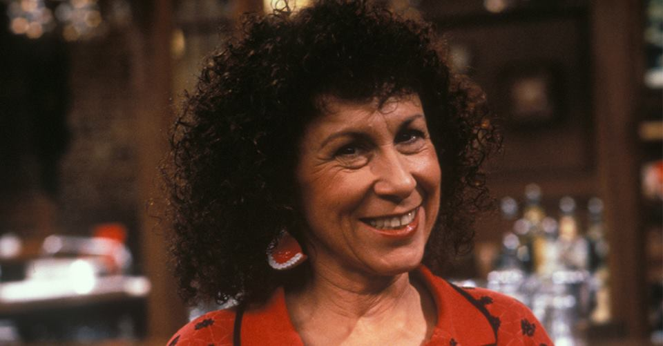 Carla from Cheers