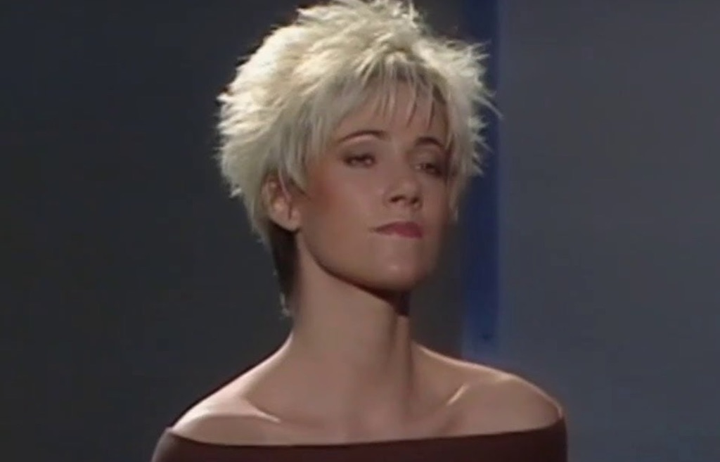 Marie Fredriksson already established herself as a singer in Sweden before forming Roxette with Per Gessle.